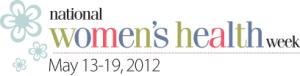 National Womens' Health Week