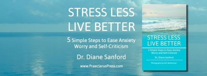 Stress Less Live Better banner